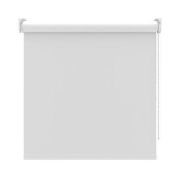 GAMMA rolgordijn effen verduisterend 5715 wit 150x250 cm