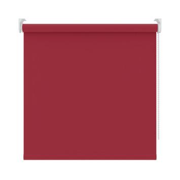 GAMMA rolgordijn verduisterend 5718 rood 150x190 cm