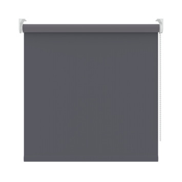 GAMMA rolgordijn effen verduisterend 5756 antraciet 120x250 cm