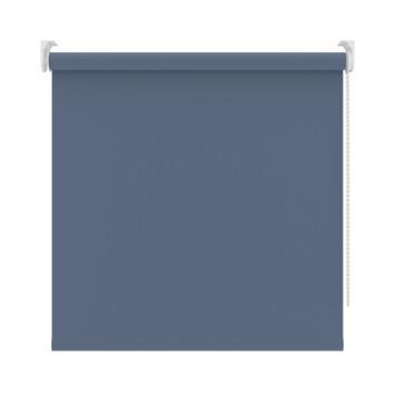 GAMMA rolgordijn verduisterend 5758 grijs/blauw 150x190 cm