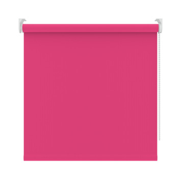 GAMMA rolgordijn effen verduisterend 5773 roze 120x190 cm