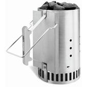 Weber brikettenstarter voor grote barbecues 31x19x30 cm