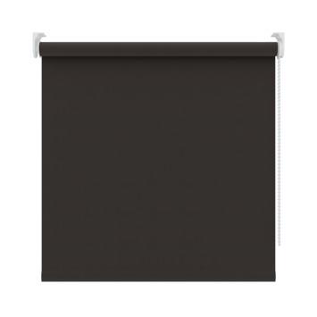 GAMMA rolgordijn effen verduisterend 5787 bruin 120x250 cm