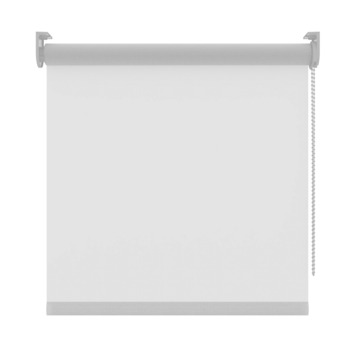 Store enrouleur translucide uni GAMMA 833 blanc 270x190 cm