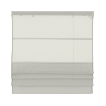 GAMMA vouwgordijn 2100 wit 120x180 cm