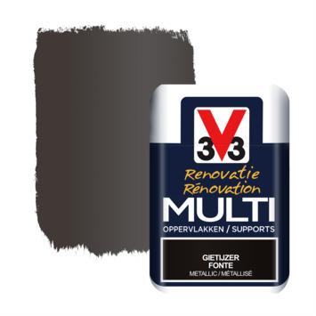 V33 Multi Renovatieverf gietijzer tester 75 ml