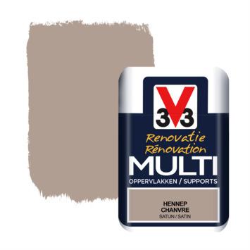 V33 Multi Renovatieverf hennep tester 75 ml