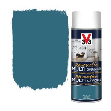 V33 Multi Renovatieverf batikblauw 400 ml