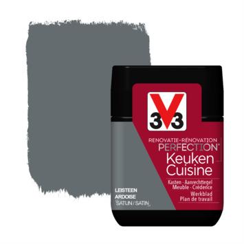 V33 Renovatieverf Keuken leisteen tester 75 ml