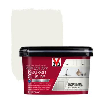 Peinture de rénovation pour cuisine voile de coton V33 2 litres