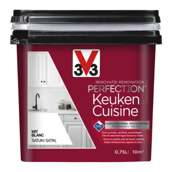 V33 Renovatieverf Keuken wit 750 ml