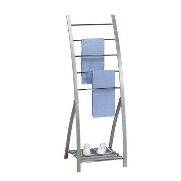 Porte-serviettes 5 bras Kyriel Allibert aluminium