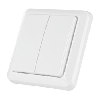 Trust Smarthome AWST-8802 dubbele schakelaar wit