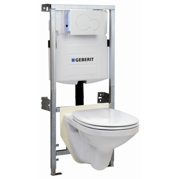 geberit pack wc suspendu autoportant blanc toilettes r servoirs packs wc. Black Bedroom Furniture Sets. Home Design Ideas