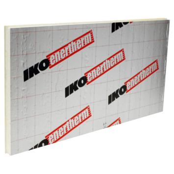 Iko Enertherm Comfort tand en groef isolatietegel 120x60x4 cm 0,75 m² R=1,74 grijs