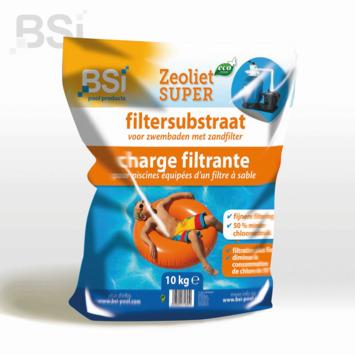 Charge filtrante Zeoliet super BSI 10 kg