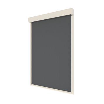 Screen 180X120 cm, grijs-zwart (T70818)