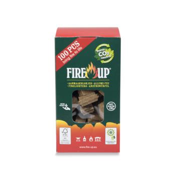 Fire up aanmaakblokjes 100 stuks