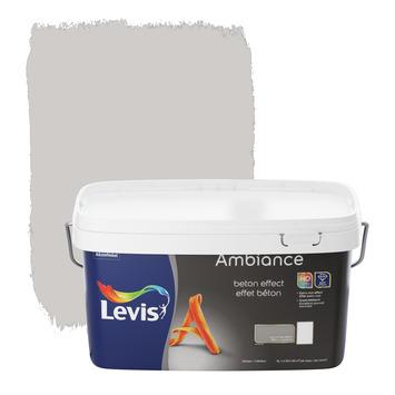 Levis Ambiance muurverf beton donkergrijs 5L