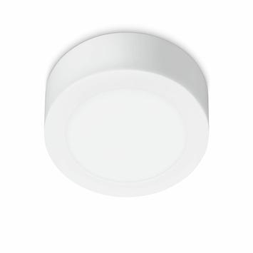 Prolight plafonnier geïntegreerde LED rond 12 W 750 lumen wit