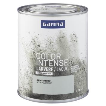 GAMMA color intense binnenlak zijdeglans 750 ml jachtsneeuw