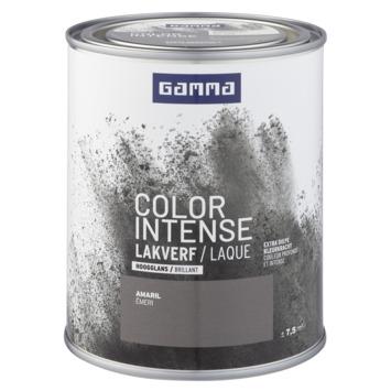 GAMMA color intense binnenlak hoogglans 750 ml amaril