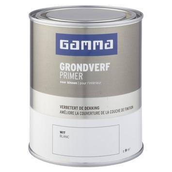 GAMMA primer pour laque intérieure 750 ml blanc
