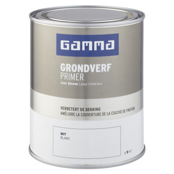 GAMMA binnenlak primer 750 ml wit
