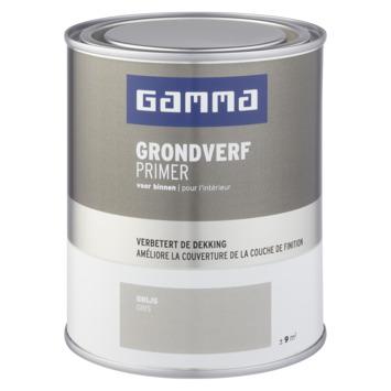 GAMMA primer pour laque intérieure 750 ml grijs