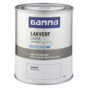 GAMMA binnenlak zijdeglans 750 ml zijdewit