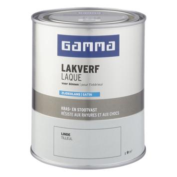 GAMMA binnenlak zijdeglans 750 ml linde