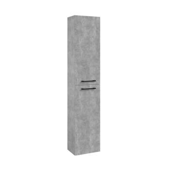 Armoire colonne Sienna Atlantic béton