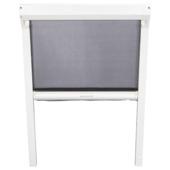 Store moustiquaire confort blanc 114x155 cm