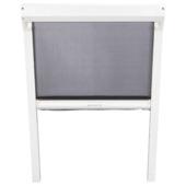 Store moustiquaire confort blanc 134x155 cm