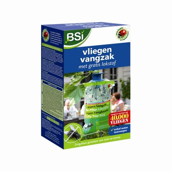 BSI vliegen vangzak + lokstof
