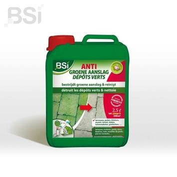 Anti dépôts verts BSI 2,5 L