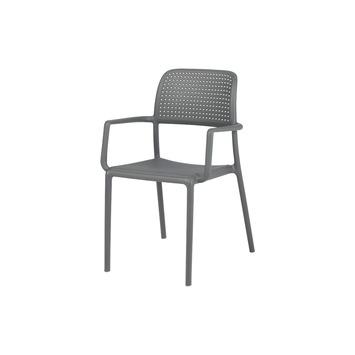 Nardi chaise Bora anthracite | Chaises & Fauteuils de jardin | GAMMA.be