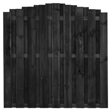Schutting Royal toog trapgewijs antraciet ± 180x180 cm