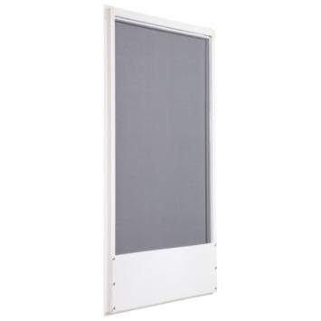 Porte-moustiquaire standard blanc 92x212 cm