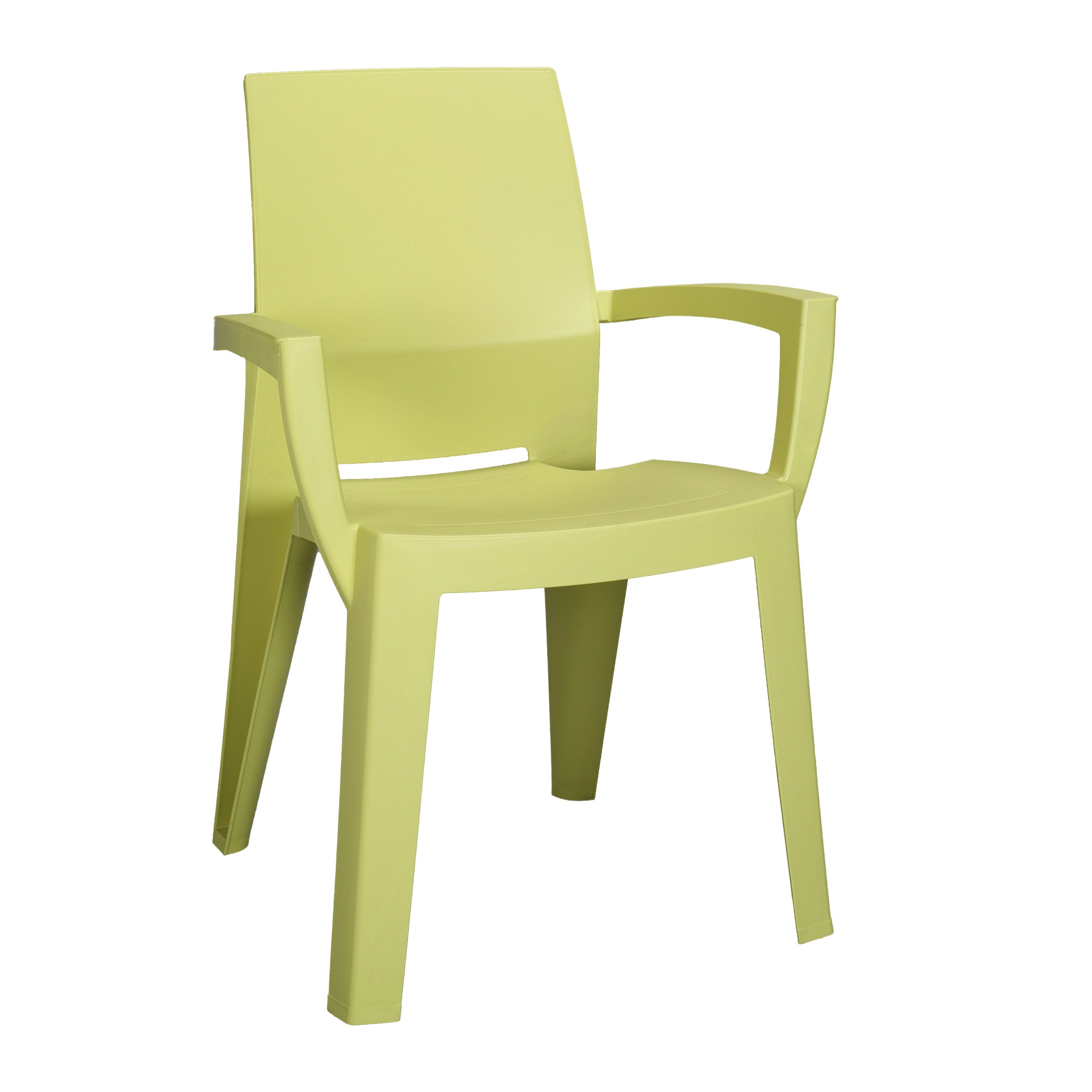 Chaise lago allibert lime chaises fauteuils de jardin for Chaise jardin