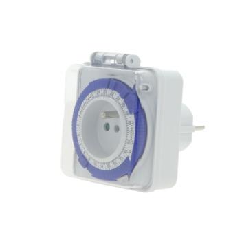 Minuterie mécanique Profile  IP44 3500W