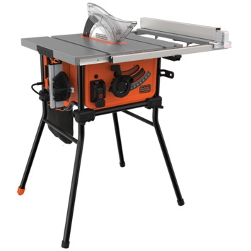 Scie scirculaire sur table 1800W 250 mm Black+Decker BES720-QS