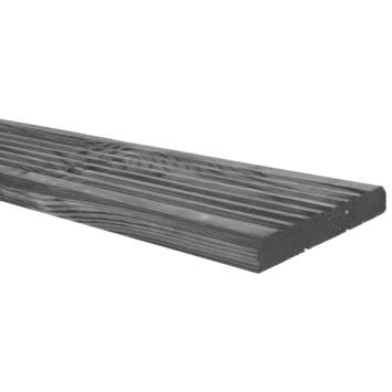 Vlonderplank reliëf ± 240x14x1,9 cm