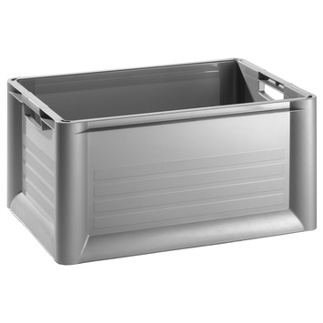 Curver unibox new generation 60 liter zilver