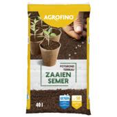 Agrofino zaai- en stekgrond 40 L