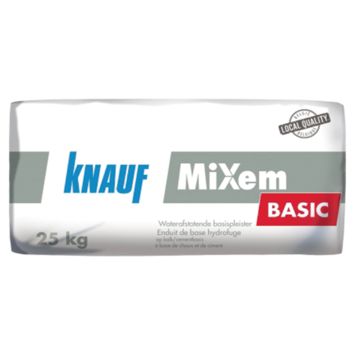Mixem basic Knauf 25 kg plâtre de ciment