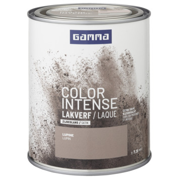 GAMMA color intense binnenlak zijdeglans 750 ml lupine