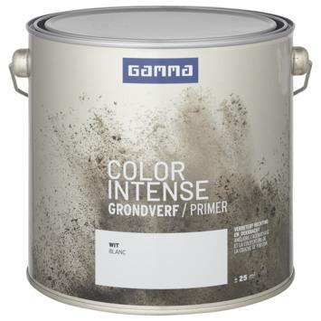 GAMMA color intense lak primer 2,5 L wit