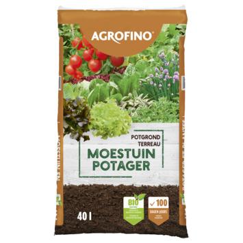 Agrofino potgrond voor biologische landbouw en moestuin 40 L