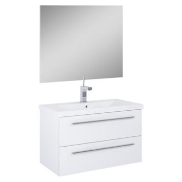Meuble de salle de bains Sienna Atlantic 80cm blanc